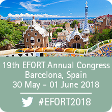 EFORT CONGRESS 2018